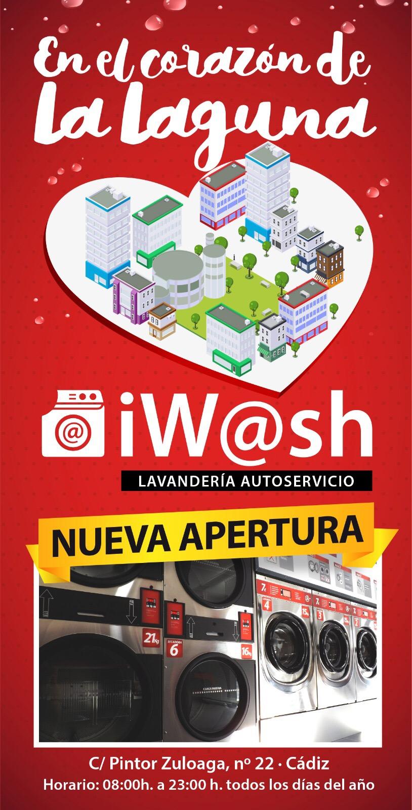 Próxima Apertura Nuevo Local iWash